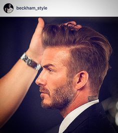Beautiful Haircut ✂️ @repost.app__________ @beckham_style #beautiful #hair #cut #haircut #hairstyle #hairstylist @davidbeckham #top #effect #volume #line #side #style #stylist #blog #my #page #socialnetwork #pinterest #instagram #foursquare #swarm #tumblr #twitter #photo #iphonephotography #i_love_photo #iphone6 #followers #kiss