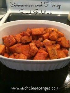 cinnamon sweet potatoes michalene cerqua