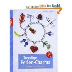 Trendige Perlen-Charms: Kleine Anhänger aus Rocailles