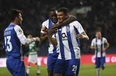 O F. C. Porto venceu (1-0), esta quarta-feira, o Sporting em jogo a contar para a primeira mão da Taça de Portugal. Soares foi o autor do único golo do jogo.