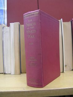 the origins of the world war sidney fay thesis