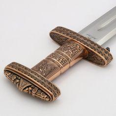 NobleWares Image of Viking Sword 520 by Marto of Toledo Spain