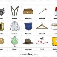 Materiał obrazkowo-językowy. Głoska [t] - Printoteka.pl