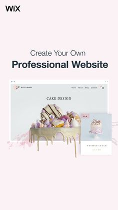 Create the website you want with Wix. Choose from 100s of designer-made templates or get a website designed just for you.