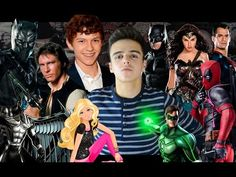LokiStrikes 91. Han Solo, DEADPOOL, Batman, Superman, BARBIE y más! - YouTube