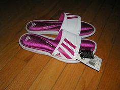 adidas fit foam sandals for women