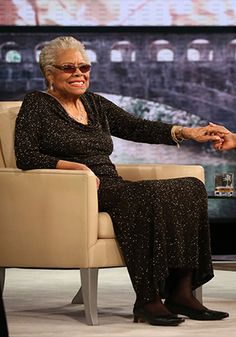 Full Episode: Oprah and Dr. Maya Angelou, Part 1