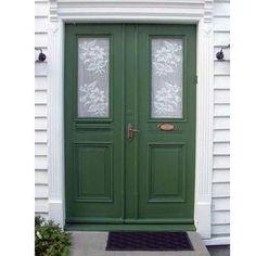 Puss opp den gamle ytterdøren og ta vare på husets originale bygges...