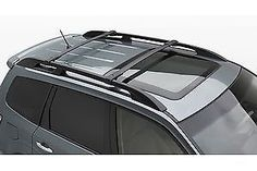 2009-2013 Subaru Forester OEM Cross Bars Roof Rack - E361SSC000