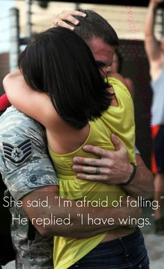LOVE it!!!  ADORABLE!!!! While i'm no longer AF, and my other half is Navy, this is still BEAUTIFUL! <3
