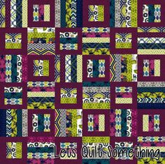 Lets Quilt Something: Jelly Roll                                                                                                                                                                                 More