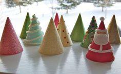 Lavoretti per Natale semplici