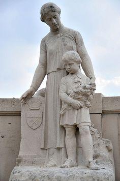 Corbie (Somme) - Monument aux Morts de Albert Roze