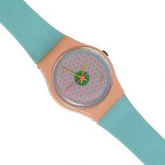 Ah voila! C'est ici!!! Swatch Watch <3 - OMG, I HAVE THIS! Its from when I was a KID!