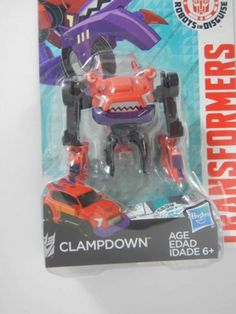 Transformers clampdown robots in #disguise legion #class hasbro #figure legend n,  View more on the LINK: 	http://www.zeppy.io/product/gb/2/272118020556/