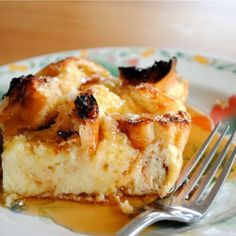 Creme Brulee French Toast Casserole @Susan Caron Caron Caron Caron Caron Caron Caron Davis