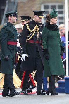 Kate et William à Aldershot pour la Saint-Patrick | Dans le boudoir de Kate Middleton