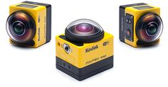 Kodak Digital Cameras | SP360 Action Camera