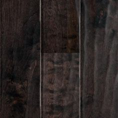 "LL - Virginia Mill Works Engineered - 1/2"" x 5"" Obsidian Plank:Lumber Liquidators46.59 sq. ft. per box   SKU: 10010601  Comparable Price $4.98/sq. ft.  Our Low Price $3.99/sq. ft.  Over 1000 s.f. $3.89/sq. ft."
