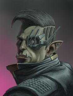 Cyber Orc by Centum