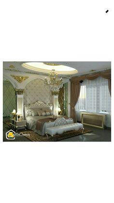 Yatak odası klasik,bedroom,