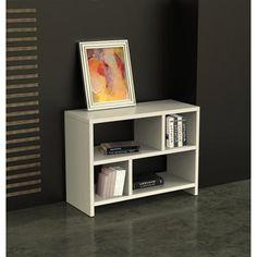 Convenience Concepts Northfield Console Table with Shelves, Multiple Colors - Walmart.com