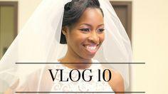 Estanie's Wedding Journey Part 1 | Vlog 10