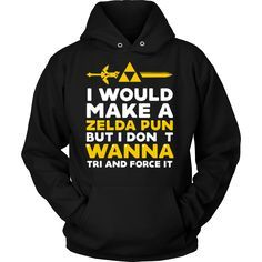 Funny The Legend of Zelda hoodie for boys and girls. Choose your size and color.