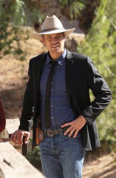 Justified-Timothy Olyphant