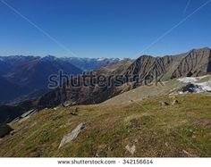 #View From #Top Of #Hocheck 2.432m In #Carinthia #Austria @shutterstock #shutterstock #nature #landscape #mountains #hiking #outdoor #panorama #summer #season #autumn #fall #bluesky #beautiful #wonderful #active #holidays #travel #vacation #sightseeing #stock #photo #portfolio #download #hires #royaltyfree