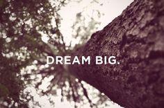 Sonhar é de extrema importância. Motiva e faz bem. Pratique! ;)