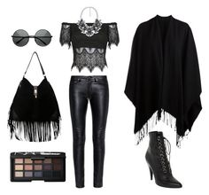 """""""Fringes Friday"""" by arielabattoir on Polyvore"""