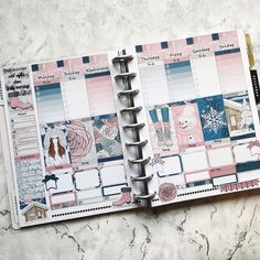This weeks layout before the pen. Xxx with ever order. See all the sale posts for more freebies xxx Planner Layout, Planner Pages, Planner Ideas, Planner Stickers, Page Layout, Layouts, Planner Decorating, Scrapbook Journal, Happy Planner