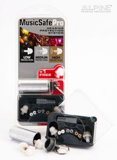 Die MusicSafePro wurden speziell für Performer Musiker entwickelt und sind die  anspruchsvollste und beste Lösung der Musikartikel von Alpine.