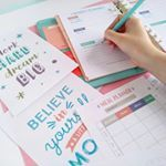 Planning pages galore Im so excited to announce that my life planner The Inspired Life Planner is now available  Its a PDF planner consisting of  pretty pages designed to help you get organised It even includes  inspirational quotes to motivate you  Click the link in my profile to see what is included Thanks to everyone who has checked it out