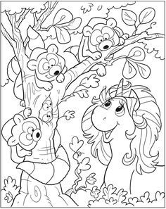 Welcome to Dover Publications - Unicorn Fun Coloring Book