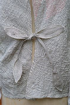 netted right side up and up side downdream jacket by Danny W. Mansmith, via Flickr