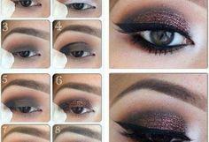 7 irresistible smokey eyes