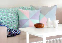 Decoración femenina en colores pastel - Estilo nórdico | Blog de decoración | Muebles diseño | Decoración de interiores - Delikatissen
