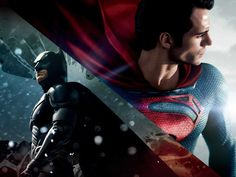 There's A Batman / Superman Movie Coming In 2015!