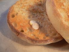 Dollhouse Miniature English Muffins