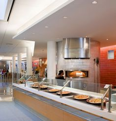 The Top 10 College Dining Halls | Her Campus