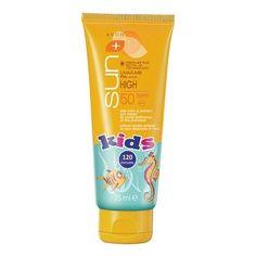 Avon kids swim & protect sun cream....SPF 50....75mls....water resistant ..new