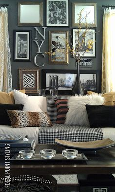 FOCAL POINT STYLING: HOW TO MAKE A RENTAL HOUSE FEEL LIKE HOME