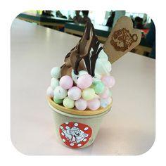 Instagram media yu_ko87 - アイスも食べました