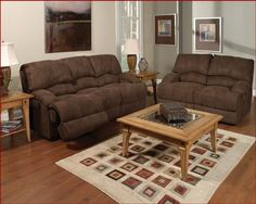Small Living Room Ideas with dark couch | Brown Living Room Furniture Designs | Pictures Photos Images Plans of ...