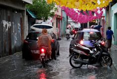 Foto Friday: Flooding Streets in Male, Maldives