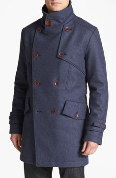 JOHNNYLOVE Water Repellent Coat available at #Nordstrom