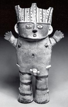 Chancay Standing Figure