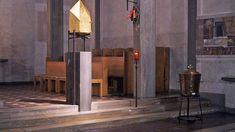 ArcDog Film: Maria vom Gut Rat Church | Josef Wiedemann. Vimeo on our Vimeo and Youtube. Image  ArcDog. #MariavomGutRat #Church #JosefWiedemann #München #Germany #ArcDogFilm #Architecture #Architect #Film #Video #ArcDog #Filmmaking